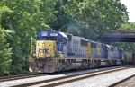 CSXT 8514(SD50)